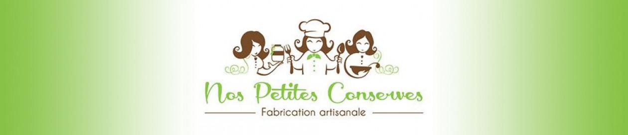 """Nos Petites conserves """"Pâtés, jambonneaux, légumes, soupes, plats cuisinés,compotes, confitures, desserts en conserves"""""""