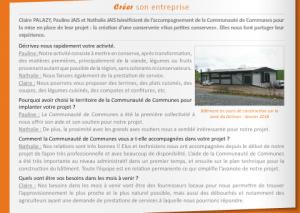 bulletin communauté des communes